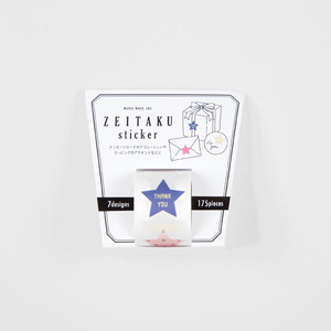 [MIND WAVE INC.] ZEITAKU STICKERMIND WAVE INC.